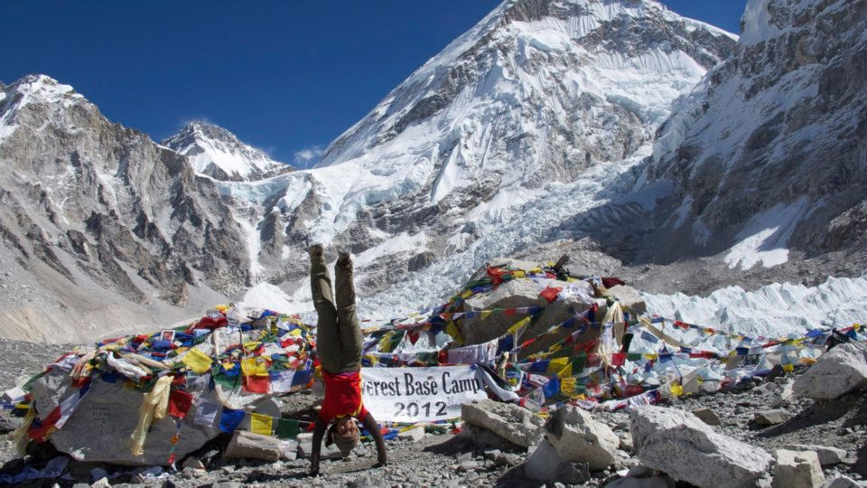 Everest Base Camp Trek - Best Treks in Nepal