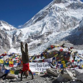 Mount Everest Base Camp: Check.