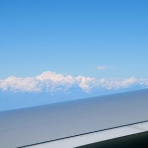 Kathmandu, Nepal – An entire post about my window seatview