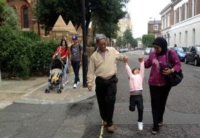 London – Feeding the Extrovert inMe